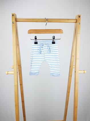 Mini club striped joggers 0-3 months