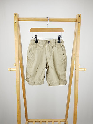 GAP beige shorts 6 years