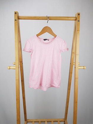 George pink t-shirt 5-6 years