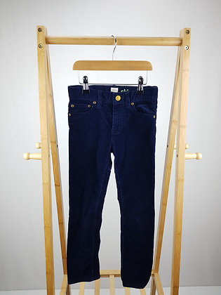 Crewcuts navy corduroy trousers 7 years