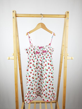 Young dimension strawberry dress 6-7 years