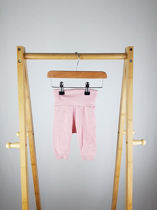 H&M pink joggers 1-2 months