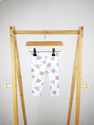 Disney baby Dumbo leggings 3-6 months