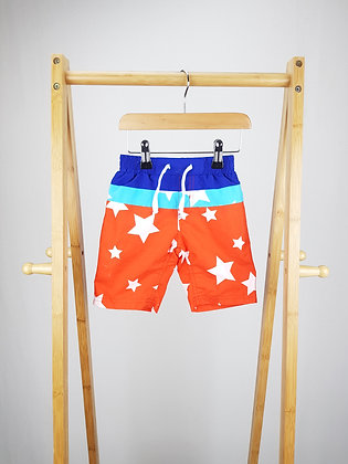 Mini club stars shorts 18-24 months