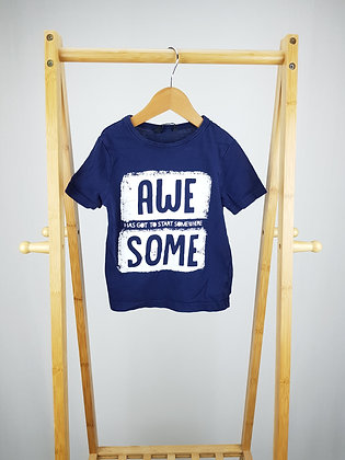 George awesome t-shirt 2-3 years