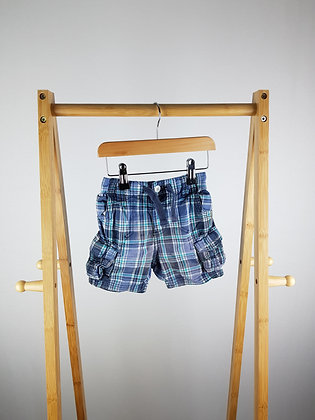 George checked shorts 18-24 months