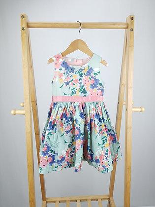 John Lewis floral dress 2 years