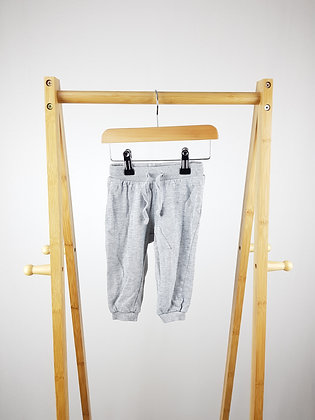 H&M grey joggers 6-9 months