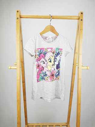 George My Little Pony sequin t-shirt 7-8 years