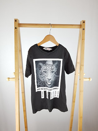 H&M party animal t-shirt 6-8 years
