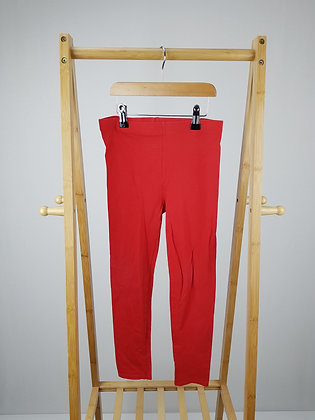 George red leggings 9-10 years