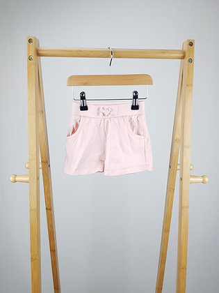 George pink shorts 2-3 years