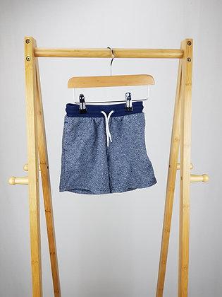 H&M blue shorts 2-3 years