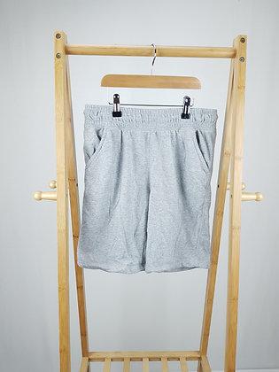 F&F grey shorts 12-13 years