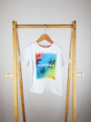 H&M vacation mode on t-shirt 2-4 years