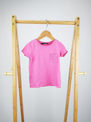 George pink t-shirt 2-3 years
