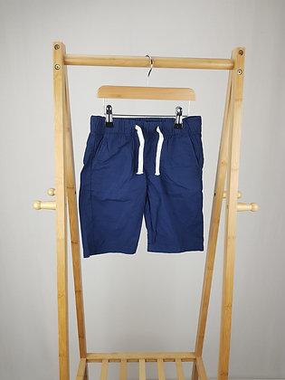 H&M navy shorts 6-7 years