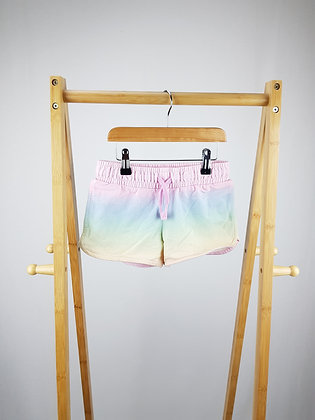 F&F ombre shorts 7-8 years