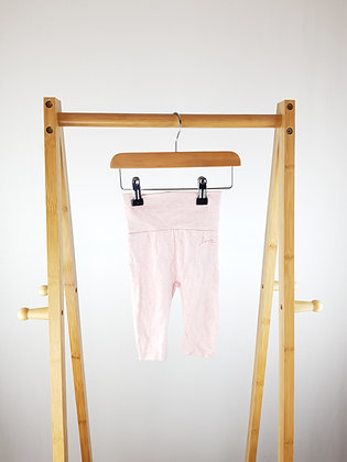 Mothercare pink bottoms 0-3 months