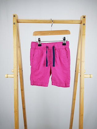 H&M pink shorts 2-3 years
