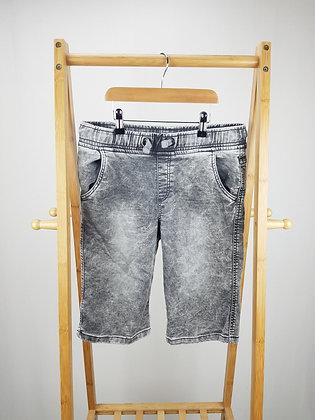 F&F soft denim shorts 12-13 years