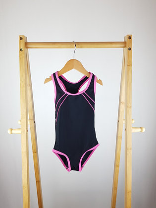 George black/pink swimsuit 4-5 years