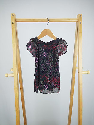 Cherokee patterned dress 6-9 months