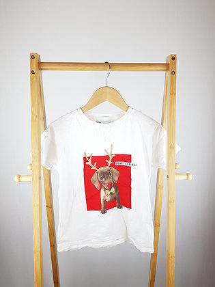 M&S party animal t-shirt 10-11 years