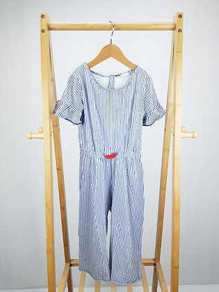 H&M striped jumpsuit 5-6 years