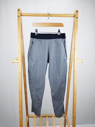 Decathlon grey joggers 8-9 years