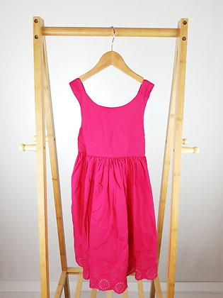 Vertbaudet pink dress 5 years