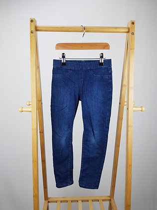 H&M dark denim jeans 5-6 years