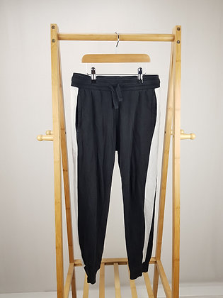 H&M black joggers 11-12 years