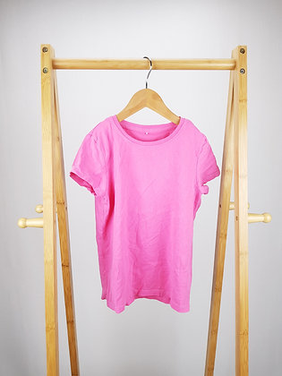 George pink t-shirt 7-8 years
