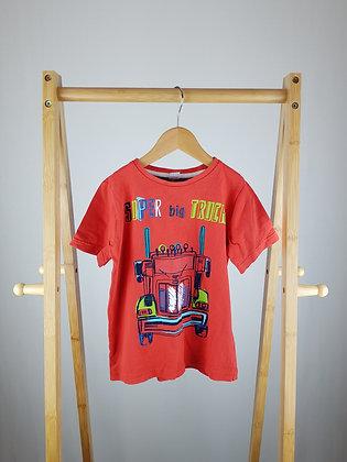 TU truck t-shirt 5-6 years