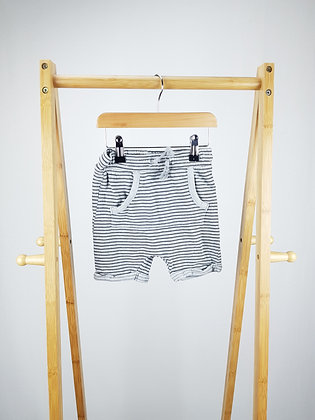 George striped shorts 3-4 years