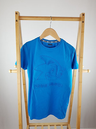 Primark Sonic the Hedgehog t-shirt 12-14 years