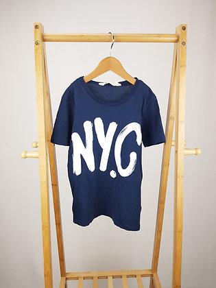H&M NYC t-shirt 6-8 years