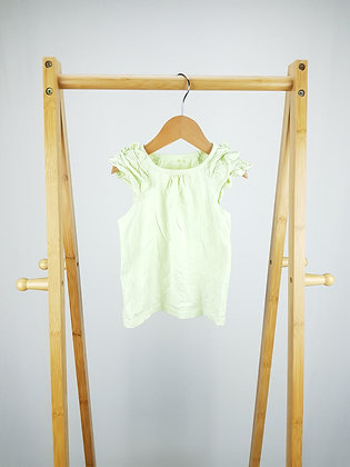 George green top 12-18 months