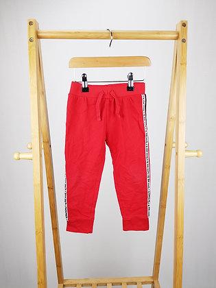 My K by Myleene Klass red joggers 2-3 years