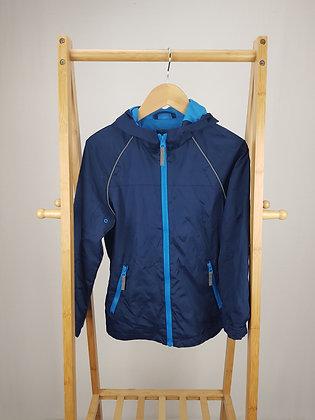 George blue light coat 8-9 years