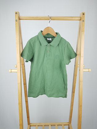 Defacto khaki polo shirt 6-7 years