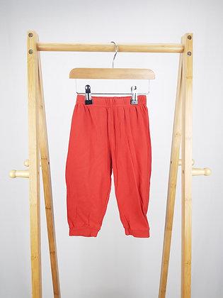 George red pyjama bottoms 18-24 months