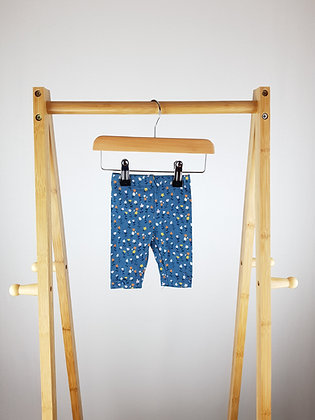 George floral leggings first size