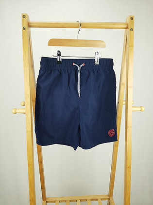 George navy shorts 11-12 years