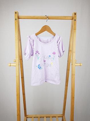 Matalan dream more lilac t-shirt 9 years