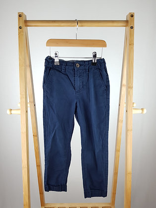 George navy trousers 5-6 years