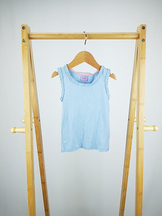 F&F blue vest top 2-3 years