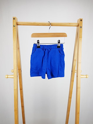 George blue shorts 12-18 months
