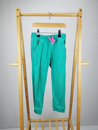 Mini club green spotted joggers 5-6 years